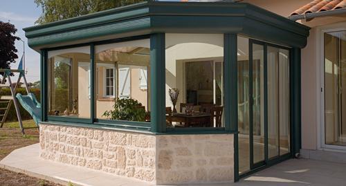 veranda_sur muret pierre